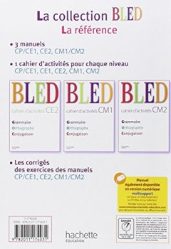 Telecharger Bled Cm1 Cm2 Grammaire Orthographe