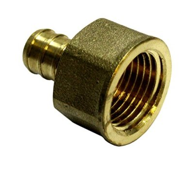 12-Pex-Female-Adapter-NPT-12-inch-Brass-pack-of-3-Threaded-Crimp-Fitting-PEX-FA-12