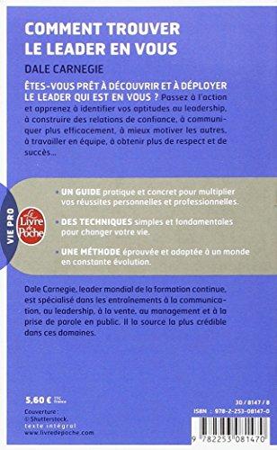 DALE PDF EN TÉLÉCHARGER GRATUIT PUBLIC COMMENT PARLER CARNEGIE
