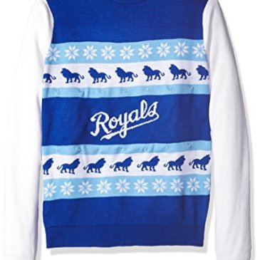 MLB Light Up Ugly Sweater