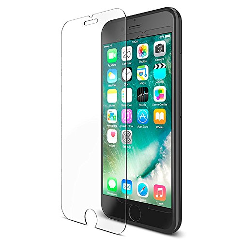 【HUBBLE】 iPhone7 plus ガラスフィルム 液晶保護フィルム  日本製素材 硬度 9H  アイフォン7 プラス 用 強化ガラス 保護ガラス  クリア 【005008101001】
