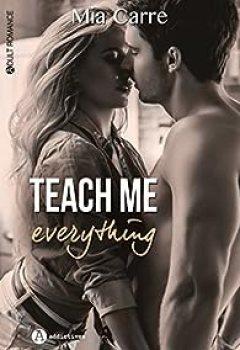 Livres Couvertures de Teach Me Everything