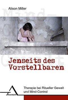 Cover von Jenseits des Vorstellbaren: Therapie bei Ritueller Gewalt und Mind Control