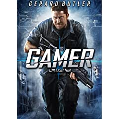 """CLICK BELOW FOR A SPECIAL CLIP FROM """"GAMER"""" entitled """"HACKMAN'S GUN"""" 3"""