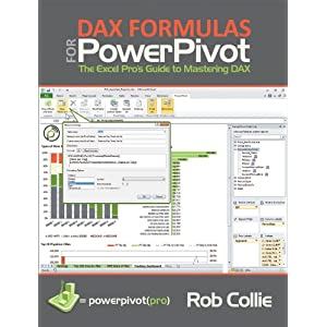 Book Review: DAX FORMULAS for PowerPivot: The Excel Pro's Guide to