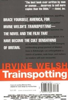 Livres Couvertures de Trainspotting