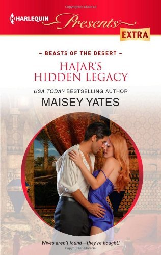 Hajar's Hidden Legacy (Beasts of the Desert)