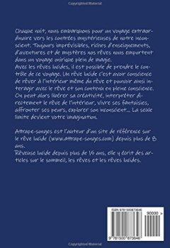 Livres Couvertures de Guide des rêves lucides: Prenez le contrôle de vos rêves