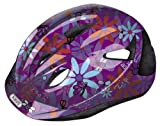 ABUS Kinder Fahrradhelm Rookie, beetle purple, S (46-52 cm)