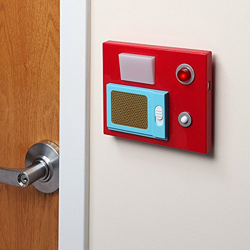 Star Trek electro. Doorlock Door bell with motion detector