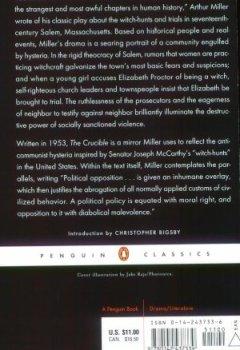 Livres Couvertures de The Crucible