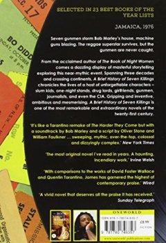 Livres Couvertures de A Brief History of Seven Killings