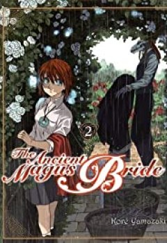 Livres Couvertures de The Ancient Magus Bride, Tome 2