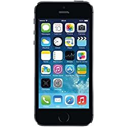 Apple iPhone 5S Space Gray 32GB Unlocked GSM Smartphone [Certified Refurbished]