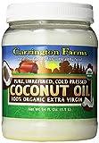Carrington Farms Organic Extra Virgin Coconut Oil, 54 Ounce
