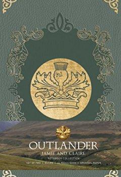 Livres Couvertures de Outlander: Journal Collection: Jaime and Claire