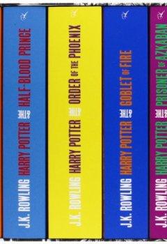 Livres Couvertures de Harry Potter Boxed Set: The Complete Collection Adult Paperback