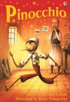 Livres Couvertures de Pinocchio. : Book with CD
