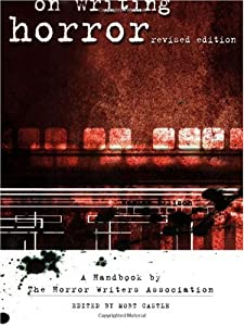 """Cover of """"On Writing Horror: A Handbook b..."""