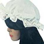 Colonial Mob Cap Costume Accessory