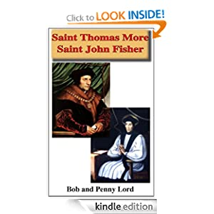 Saint Thomas More Saint John Fisher (Martyrs They Died For Christ)