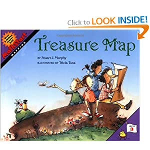 Treasure Map (MathStart 3)