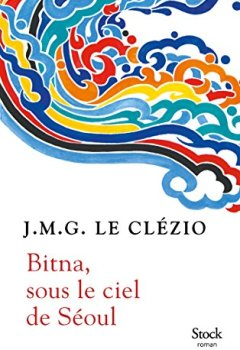 Livres Couvertures de Bitna, sous le ciel de Séoul (La Bleue)