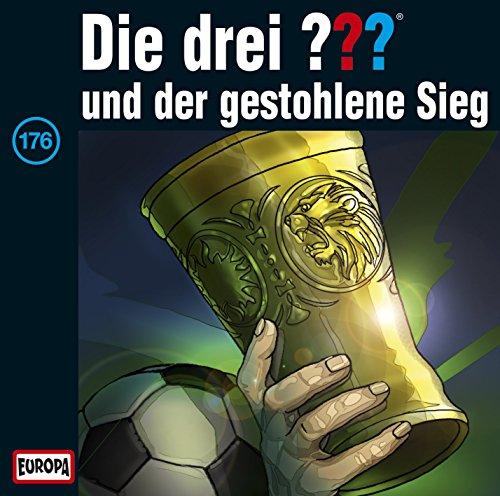Die drei ??? (176) Die drei ??? und der gestohlene Sieg - Europa 2015