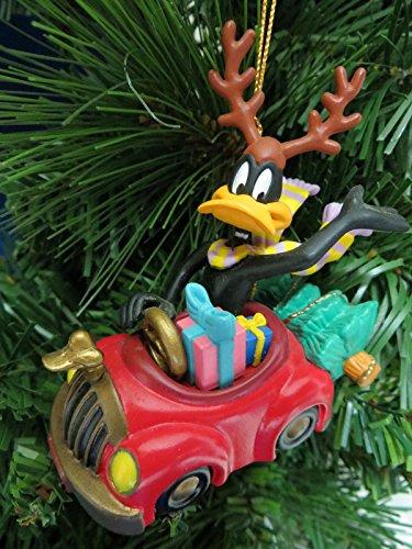 Vintage Looney Tunes DAFFY DUCK Christmas Ornament