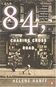 "Cover of ""84, Charing Cross Road"""