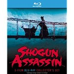 51Oua8FcQ%2BL. SL500 AA300  Review: Shogun Assassin (5 Film Set) Blu Ray