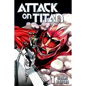 Attack on Titan volume 1 by Hajime Isayama