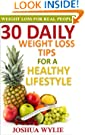 30 Daily Weight Loss Tips for a Healthy Lifestyle