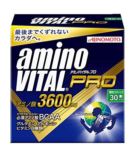 アミノバイタル プロ 30本入箱