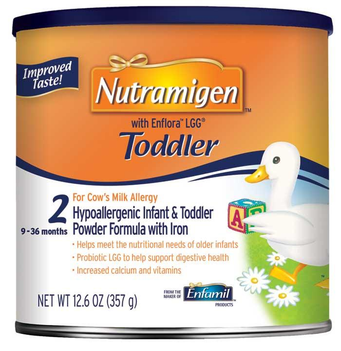 Nutramigen with Enflora LGG for Cows Milk Allergy Powder Can, for ...