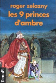 Livres Couvertures de Les 9 princes d'ambre