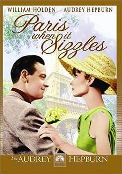 """Cover of """"Paris When It Sizzles"""""""