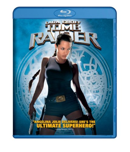 Lara Croft Tomb Raider [Blu-ray] [Import]