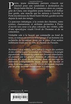 Livres Couvertures de La Porte Mystérieuse du Mont-Saint-Michel: Le Sentier de Daath
