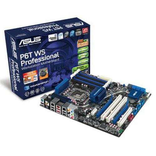 Asus P6T WS Professional Motherboard