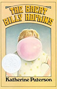 "Cover of ""The Great Gilly Hopkins"""