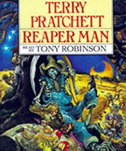"Cover of ""Reaper Man (Discworld)"""