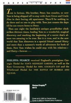 Livres Couvertures de Tom's Midnight Garden