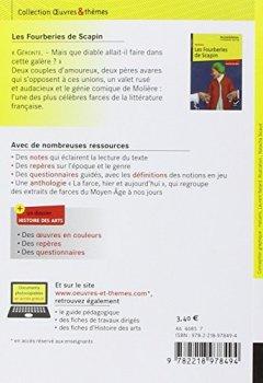 Livres Couvertures de Les Fourberies de Scapin