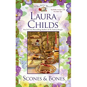 Scones & Bones (A Tea Shop Mystery)