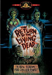 "Cover of ""The Return of the Living Dead"""