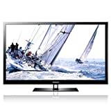 Samsung PS51E579 129 cm (51 Zoll) 3D Plasma-Fernseher, Energieeffizienzklasse C (Full-HD, 600Hz SFM, DVB-T/C/S2) schwarz