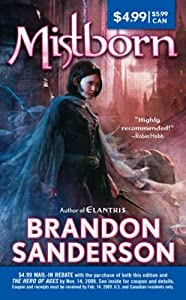 "Cover of ""Mistborn"""