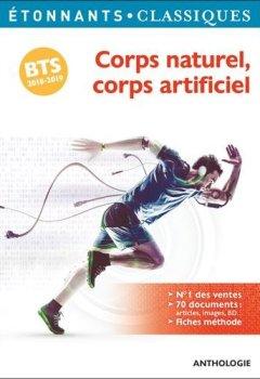 Livres Couvertures de Corps naturel, corps artificiel : Programme BTS 2018-2019