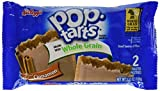 Kellogg's Whole Grain Frosted Pop-Tart, Cinnamon, 21.1 Ounce (Pack of 72)